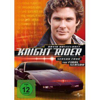 Knight Rider   Season Four The Final Season [6 DVDs]