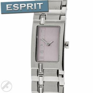 Edle Esprit Damen Marken Uhr Armbanduhr NEU Damenuhr Armband Clock