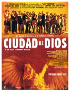 City of God, Spanish Movie Poster, 2003 Premium Giclee Print