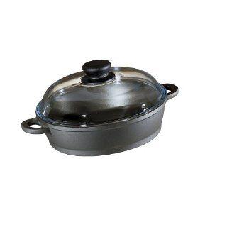 Berndes Schmorkasserolle Bonanza 28 cm schwarz Küche
