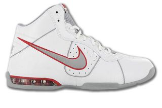 Nike Air Max Full Court Weiss Neu Glattleder Größen wählbar