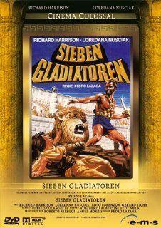 Sieben Gladiatoren (Cinema Colossal) Richard Harrison