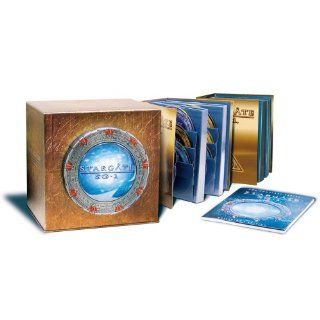 Stargate Kommando SG 1   Season 1 10 Limited Edition 59 DVDs