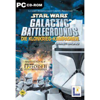 Star Wars Galactic Battlegrounds   Die Klonkrieg Kampagnen (Add on