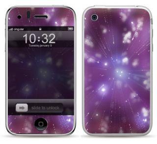 Apple iPhone 3G 3GS Skin Sticker Schutzfolie Universum