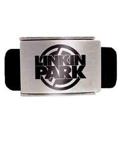 Neu Linkin Park Merchandise Band Gürtel 117 schwarz