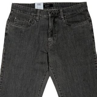 MAC, Herren Jeans, Ben 0973 380 841, grey used aged [7565]: