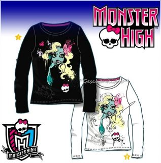 MONSTER HIGH LANGARM SHIRT 116☆128☆134☆140☆146☆152