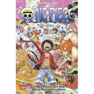 One Piece, Band 62 Eiichiro Oda, Antje Bockel Bücher