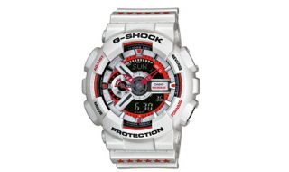 Casio G Shock GA 110EH 8AER Eric Haze Limited Edition G Shock Uhr