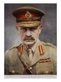 General the Hon. Sir Julian Hedworth George Byng, 1914 19 Giclee Print