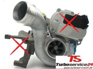 Turbolader Turbo Turbocharger VW Audi 3.0 TDI 53049700050 53049880054