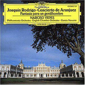 Concierto de Aranjuez / Fantasia para un Gentilhombre