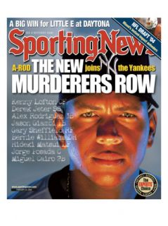 New York Yankees Alex Rodriguez   February 23, 2004 Posters