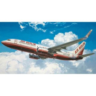04202   Revell Boeing 737 800 AIR BERLIN & Winglets 1:144