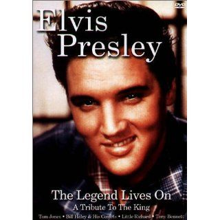 Elvis Presley   The Legend Lives On: Elvis Presley: Filme