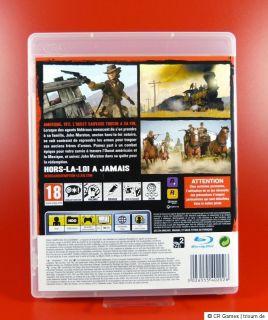 Red Dead Redemption   uncut   wie neu   deutsch   PS3 Spiel