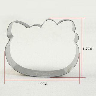 Ausstecher keksausstecher ausstechform 133 hello kitty Katze