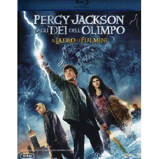 Percy Jackson e gli dei dellOlimpo   Il ladro di fulmini Blu ray