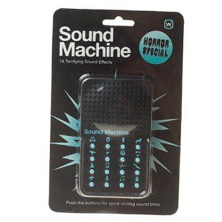 Geräusch Generator HORROR SOUND MACHINE   Shock em!: