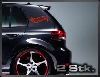 A142 Hot Wheels   Kult   Auto Aufkleber Tattoo Sticker