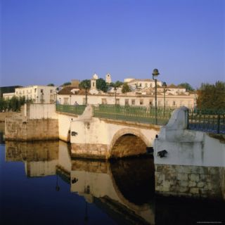 Tavira, Algarve, Portugal Photographic Print by John Miller