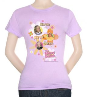Juniors The Brady Bunch   Marcia Marcia Marcia! Shirt