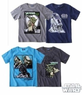 Star Wars Clone Wars T Shirt 116 128 146 152 cooles Sommer T Shirt NEU