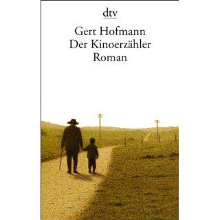 Der Kinoerzähler. (Fiction, Poetry & Drama): Gert Hofmann