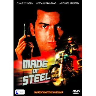 Made of Steel (Uncut Version) Charlie Sheen, Michael