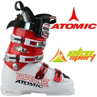 CHAUSSURE DE SKI ATOMIC RT TI 150 WHI/RED 09 40 / 26 MP