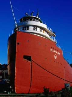 William a Irvin Ore Ship Museum, Duluth, United States of America Photographic Print by Richard Cummins