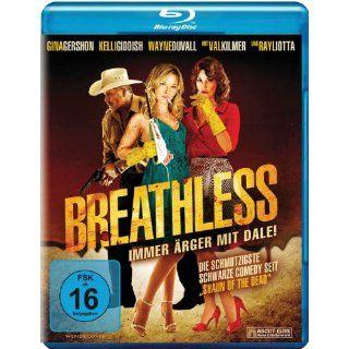 Breathless   Immer Ärger mit Dale [Blu ray] Val Kilmer