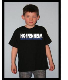 F149 Kinder Baby Shirt Unisex Hoffenheim hat die geilsten Fans der