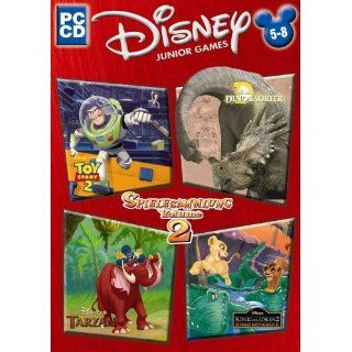 Disney Junior Games Spielesammlung Vol. 2 Games