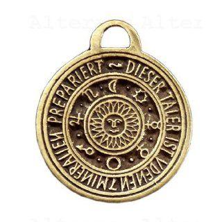 Alterras   Anhänger Astrologisches Amulett in auf Pappdisplay