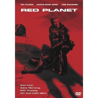 Red Planet Val Kilmer, Carrie Anne Moss, Tom Sizemore