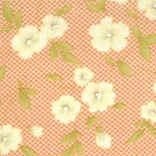 Whimsy Playtime – Milk Red (red & white) Fabric by Fig Tree for Moda