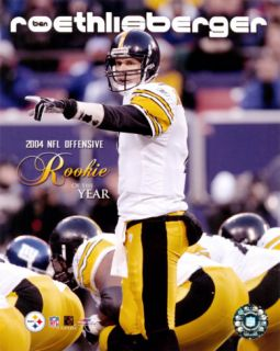Ben Roethlisberger   04 Offensive ROY Photo