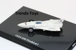 NOREV 06837 1:64 GM General Motors Firebird 1
