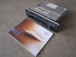 CD Radio Tuner CONCERT AUDI A3 A4 A6 8E0035186J