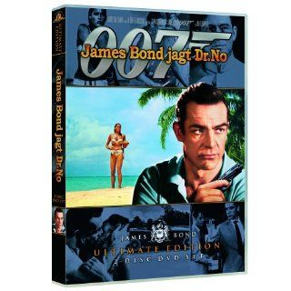 James Bond 007 Ultimate Edition   James Bond jagt Dr. No 2 DVDs