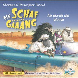 Die Schafgäääng   Ab durch die Wüste (2 CDs) Christine