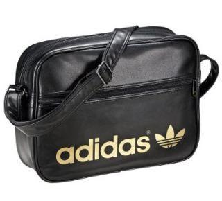 adidas Originals Tasche Adicolor Airliner Bag Black/Metal Gold