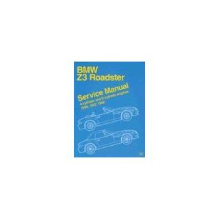 BMW Z3 Roadster (E36/7) Service Manual 1996 1998 4 cylinder and 6