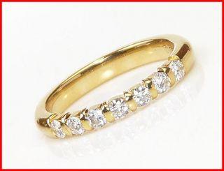 Goldschmuck 585er RING Brillanten 585 Gold kleiner Finger Gr. 46 ev