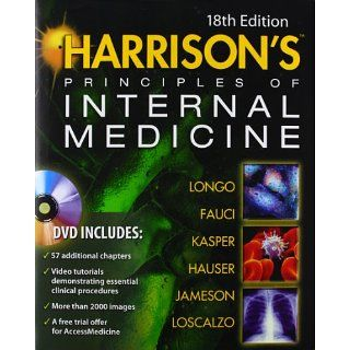 Harrisons Principles of Internal Medicine (Harrisons Principles of