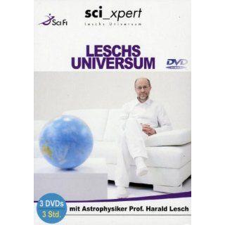Leschs Universum [3 DVDs] Harald Prof. Dr. Lesch, Andreas