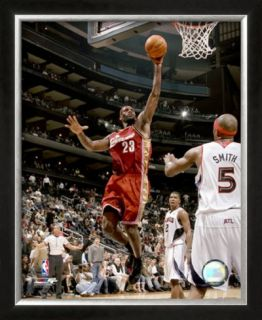 LeBron James Framed Photographic Print