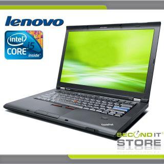 ThinkPad T410s *Intel Core i5 520M 2x 2,4 GHz *3 GB RAM *160 GB HDD